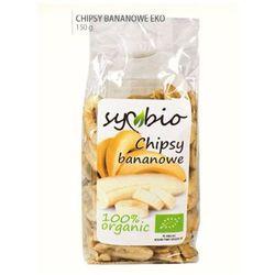 Chipsy bananowe bio 150g - Symbio (bakalie)