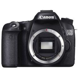 Canon EOS 70D [przekątna ekranu LCD 3