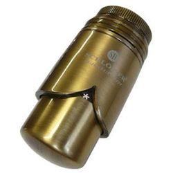Grzejnik Instal-Projekt 600200013 GŁOWICA SH BRILLANT ANTYCZNY MOSIĄDZ - produkt z kategorii- Zawory i głow