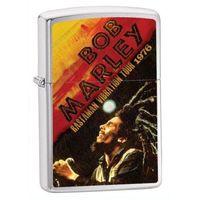 Zapalniczka ZIPPO Bob Marley Rastaman, Brushed Chr (Z24992)