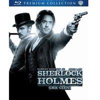 Galapagos films / warner bros. home video Sherlock holmes: gra cieni (bd) premium collection