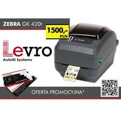 Zebra GK420T, drukarka termincza i etykiet