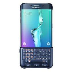 Etui SAMSUNG z klawiaturą QWERTY do Galaxy S6 Edge plus czarna EJ-CG928BBEGWW EJ-CG928BBEGWW - Natychmiastowa wysyłka kurierska!, EJ-CG928BBEGWW