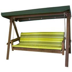 Rojaplast huśtawka ADELAIDA, zielona (5905919017840)