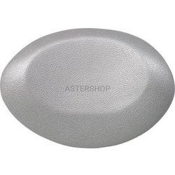 UFO zagłówek do wanny silver 250082 (8590913810176)