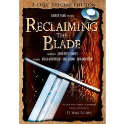Film DVD - Reclaiming The Blade (G-RTB)