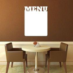 Tablica suchościeralna menu 202 marki Wally - piękno dekoracji