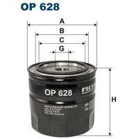 Filtr oleju op 628 wyprodukowany przez Filtron