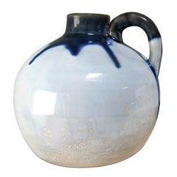 HK Living Ceramiczny malowanby wazon duży CER0038, CER0038
