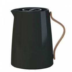 Stelton Termos na herbatę emma black 1.0 l