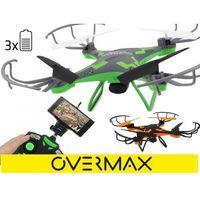 Dron  3.1 plus, wifi overmax grey/green marki Overmax