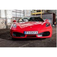 Jazda Ferrari F430 vs. Nissan GTR - Toruń \ 4 okrążenia