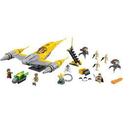 Star Wars Gwiezdny myśliwiec Naboo 75092 marki Lego [zabawka]