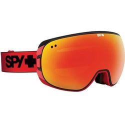 gogle snowboardowe SPY - Doom Red/Bro/Re (RED BRO RE) rozmiar: OS - produkt z kategorii- Kaski i gogle
