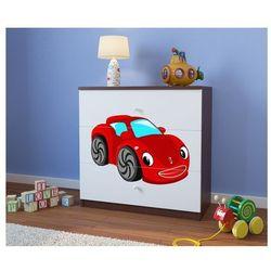 Komoda - Czerwone autko