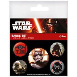 Star Wars Episode The Force Awakens - przypinki - sprawdź w wybranym sklepie