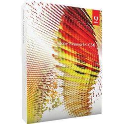 fireworks cs6 pl win/mac - dla instytucji edu, marki Adobe
