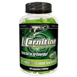 L-Carnitine green tee 90 caps.