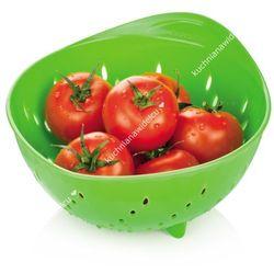 Cedzak / durszlak kuchennych - komplet 2 szt    presto - odcienie zieleni, marki Tescoma