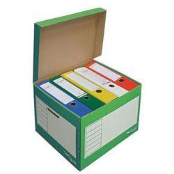 Pressel pudło archiwizacyjne 410x350x300mm zielony, 10 sztukac