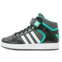 adidas Originals VARIAL Tenisówki i Trampki wysokie core black/white/shock mint z kategorii Buty sportowe dla