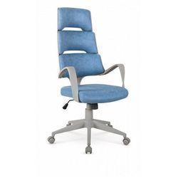 Fotel gabinetowy dunik - niebieski marki Producent: elior