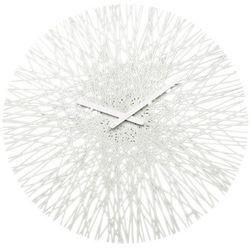 Koziol Zegar ścienny biały silk kz-2328525 (4002942188248)