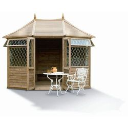 Altana zamykana Victorian Pavilion - produkt z kategorii- Altany i domki ogrodowe