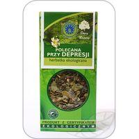 Polecana przy depresji eko 50g -  herbata marki Dary natury