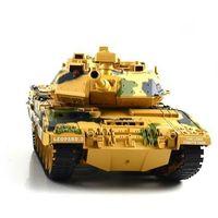 German Leopard 2 1:18 RTR 27MHz ASG, kup u jednego z partnerów