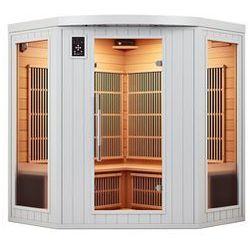 Sauna narożna Haakala Valko IV Premium Kwarcowa