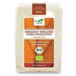 Migdały mielone (mąka migdałowa) bio 250g -  wyprodukowany przez Bio planet