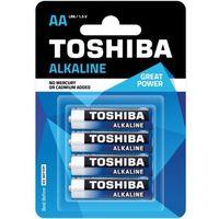bateria alkaline aa lr6 toshiba lr6 alkaline aa marki Toshiba