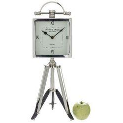 zegar stojący cyril, wys. 48cm marki Dekoria