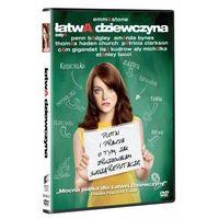 Imperial cinepix Łatwa dziewczyna (dvd) - will gluck (5903570145780)
