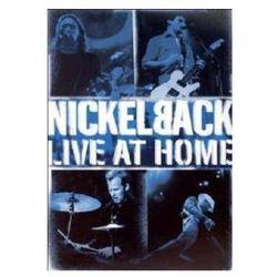 Live At Home - Nickelback, towar z kategorii: Muzyczne DVD