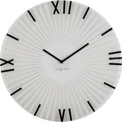 Zegar ścienny sticks white marki Nextime