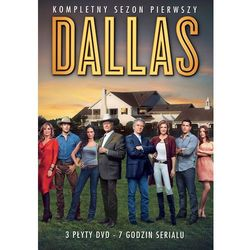 Dallas, Sezon 1 (3 DVD)