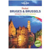 Brugia, Bruksela przewodnik kieszonkowy Lonely Planet Bruges & Brussels Pocket Guide, Helena Smith