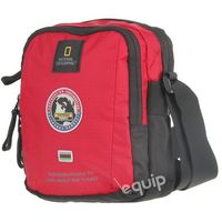 Saszetka na ramię National Geographic Explorer - czerwony z kategorii Saszetki