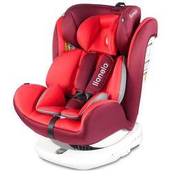 Fotelik samochodowy bastiaan 0-36kg czerwony marki Lionelo