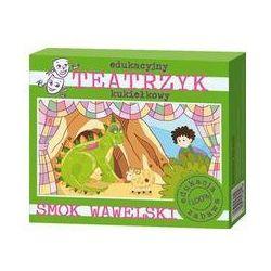 Smok Wawelski Edukacyjny teatrzyk kukiełkowy ze sklepu SELKAR
