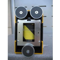 Tensator Taśma ostrzegawcza rozwijana w kasecie mocowanej na magnes. midi. zapięcie magnetyczne (długość
