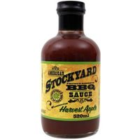 Stockyard Harvest Apple BBQ Sauce, 635