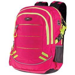 Plecak szkolno-sportowy SPOKEY 837993 Różowy, towar z kategorii: Tornistry i plecaki