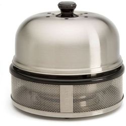 Cobb grill premier compact, srebrny, 701401