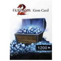 Guild Wars 2 Gem Card 1200 Points