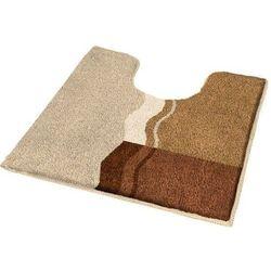 Kleine wolke dywanik łazienkowy vanessa, 55 x 55 cm, brązowy (4004478163621)