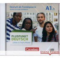 Pluspunkt Deutsch - Leben in Deutschland A1: Teilband 1 Audio-CD zum Kursbuch