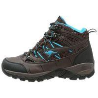 KangaROOS KOUTDOOR 8090 Buty trekkingowe dark brown/smaragd (4054264333301)